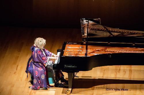 フジコ・ヘミング ピアノ ソロ コンサート